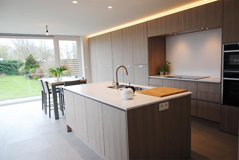Ergonomie De Keuken : Ergonomische keukenrenovatie alphaworks