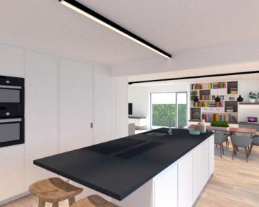 ontwerp renovatie keuken