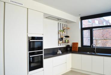 Uitbreiding keuken met veel lichtinval