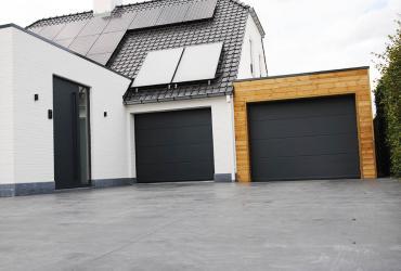 uitbreiding woning met carport