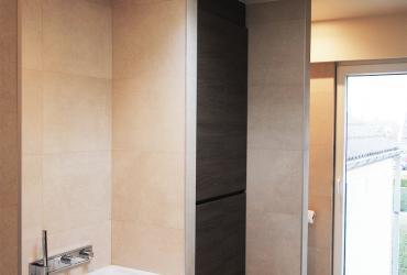 velux koepel in badkamer