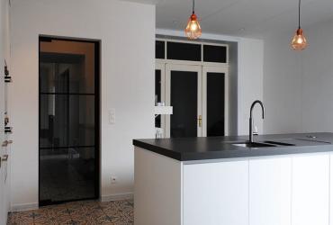 keuken in herenhuis