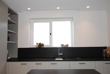 moderne spoelbak keuken