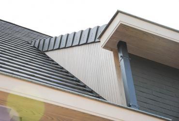 dakkapel afgewerkt met hout
