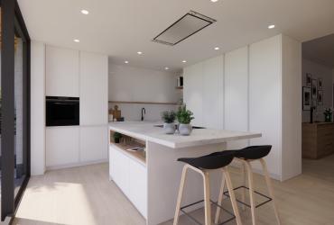 ontwerp uitbreiding keuken