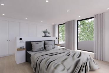 ontwerp master bedroom