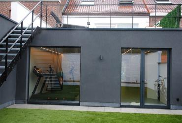 renovatie binnentuin met crepi