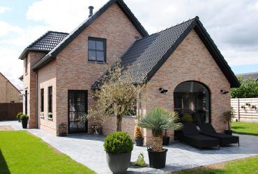 klassieke woning nieuwbouw
