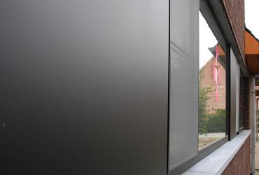 hoekplaatwerk aluminium