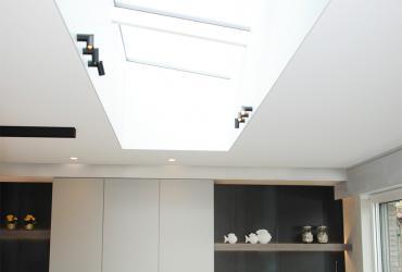 lichtstraat in keuken