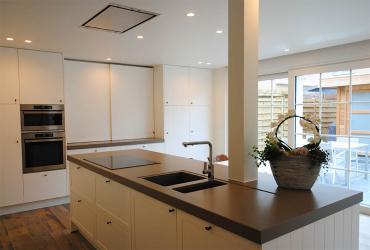 keukeneiland wit