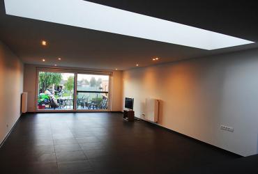 moderne renovatie leefruimte