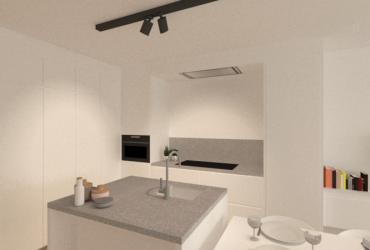 renovatie klein appartement