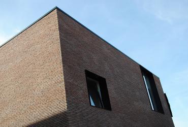 strakke nieuwbouwwoning